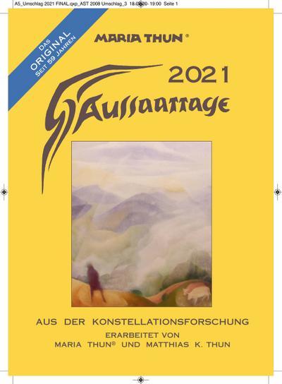 Aussaattage 2021 Maria Thun