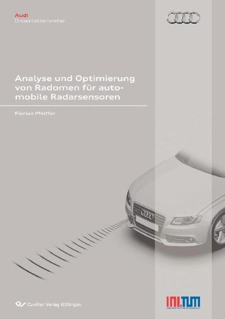 Analyse und Optimierung von Radomen für automobile Radarsensoren Florian Pf ...