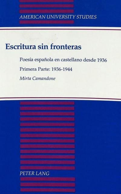 Escritura sin fronteras