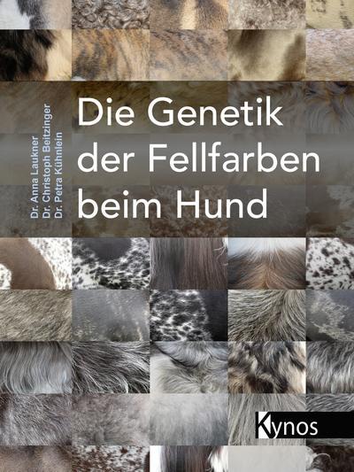 Die Genetik der Fellfarben beim Hund