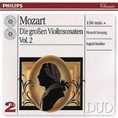 Mozart: The Great Violin Sonatas