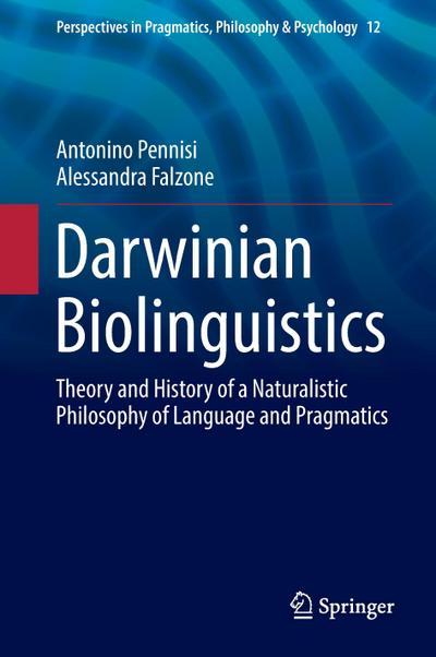 Darwinian Biolinguistics