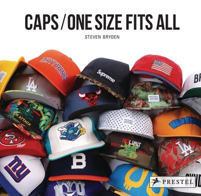 Caps; One Size Fits All   ; Englisch; 400 farb. Abb. -