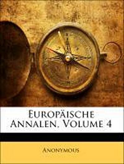 Europäische Annalen, Vierter Band