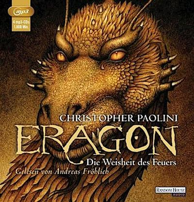 (3/Mp3)Eragon-Die Weisheit Des Feuers