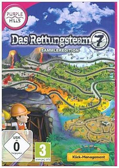 Rettungsteam 7, 1 CD-ROM (Sammleredition)