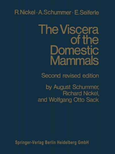 The Viscera of the Domestic Mammals