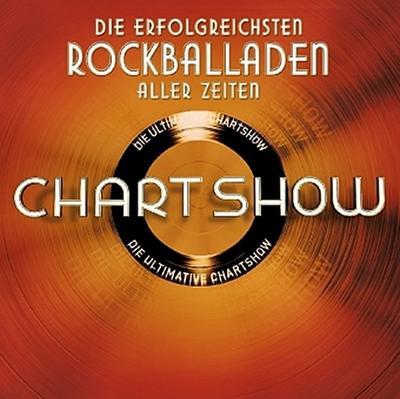 Die Ultimative Chartshow, Audio-CDs Rockballaden, 2 Audio-CDs