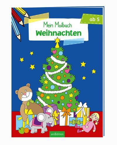 malbuch-ab-5-jahren-weihnachten