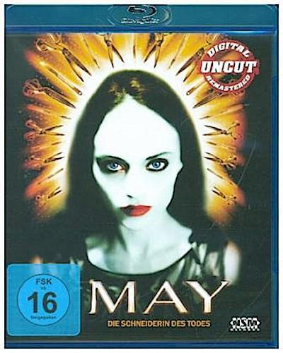 May - Die Schneiderin des Todes Uncut Edition