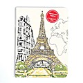 Notizbuch City - Paris