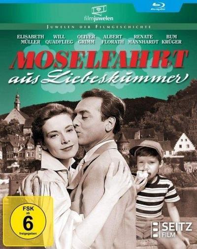 Moselfahrt aus Liebeskummer (Blu-ray)