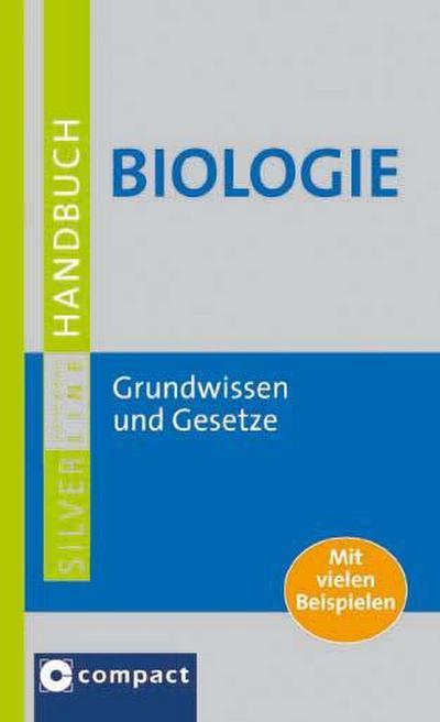Handbuch Biologie (Compact SilverLine)