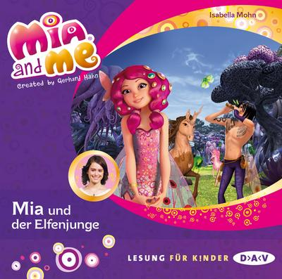 Mia and me 16: Mia und der Elfenjunge