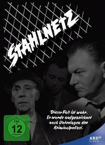 Straßenfeger 41 - Stahlnetz / Folge 01-10 [4 DVDs]