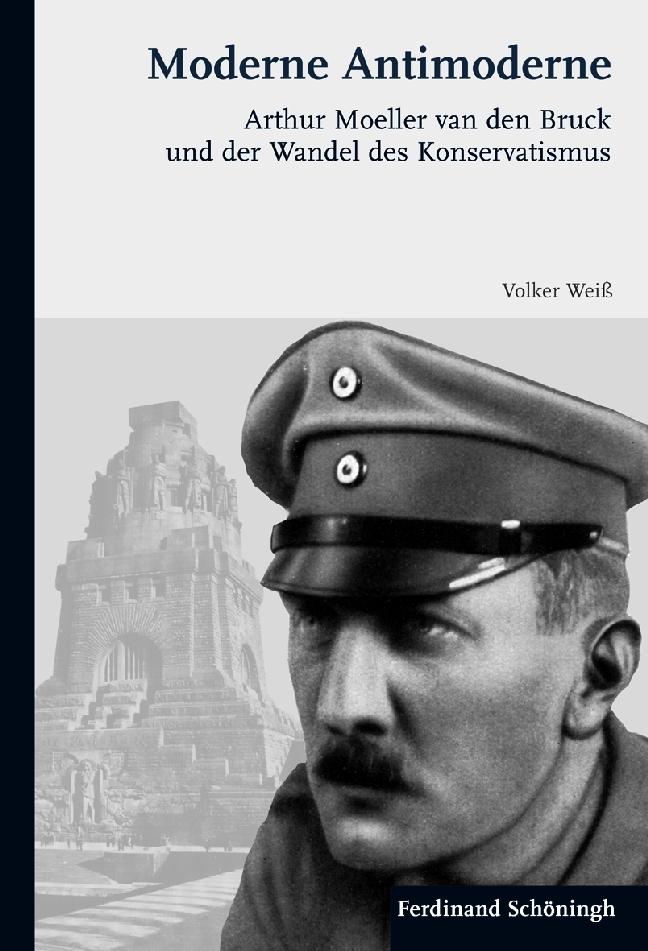 Moderne Antimoderne, Volker Weiß