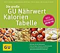 Die große GU Nährwert-Kalorien-Tabelle 2018/1 ...