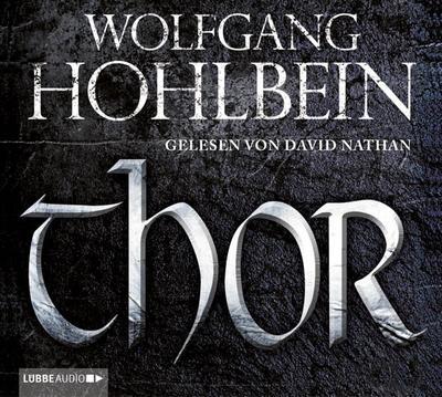 Thor, 8 Audio-CDs