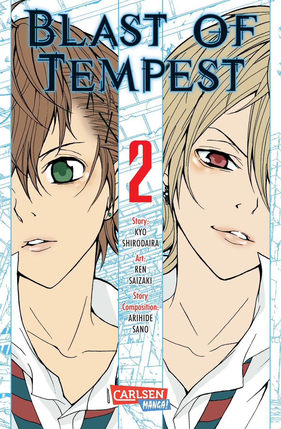 NEU Blast Of Tempest 2 Ren Saizaki 766939