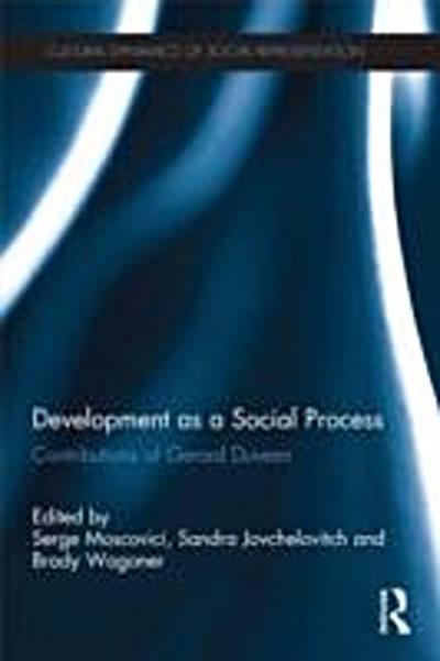 Development as a Social Process