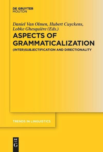Aspects of Grammaticalization