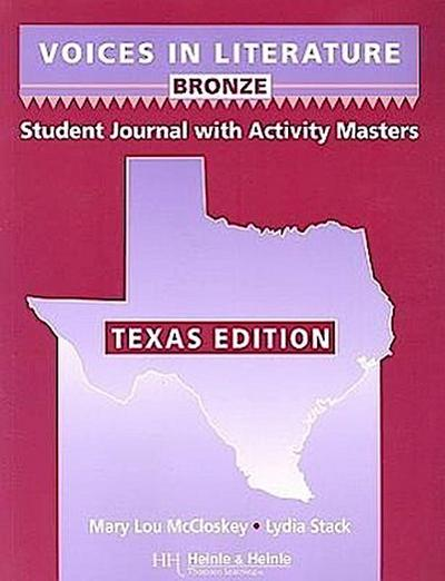 Voices in Literature Bronze: Student Journal with Activity Masters