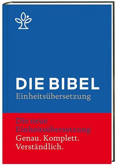 Die Bibel (blau)