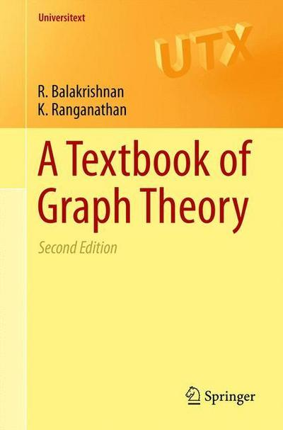 A Textbook of Graph Theory