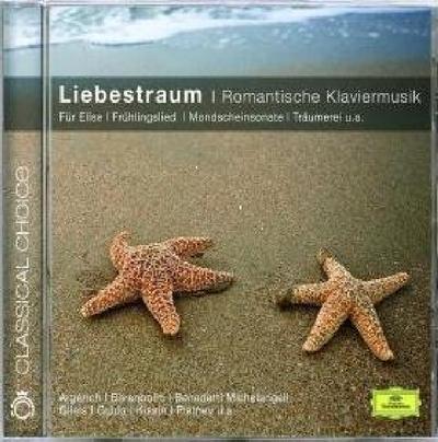 LIEBESTRAUM-ROMANTISCHE KLAVIERMUSIK (CC)