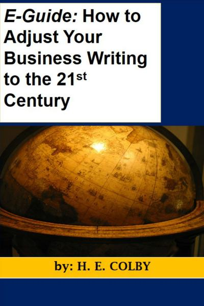 eGuide: How to Adjust Your Business Writing to the 21st Century