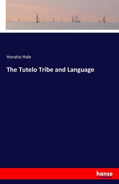 The Tutelo Tribe and Language