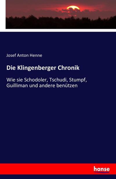 Die Klingenberger Chronik