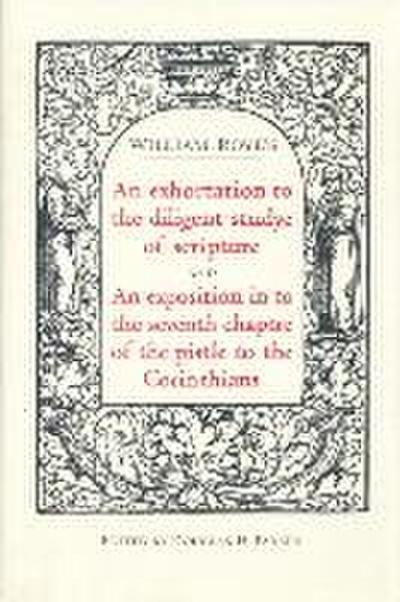 An Exhortation Diligent Studye Scripture