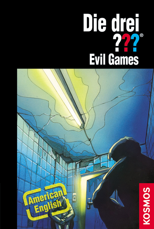 André Marx ~ Die drei ???: Evil Games American English 9783440123324