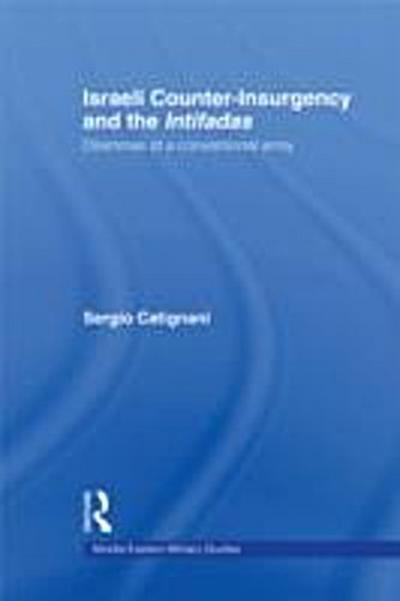 Israeli Counter-Insurgency and the Intifadas