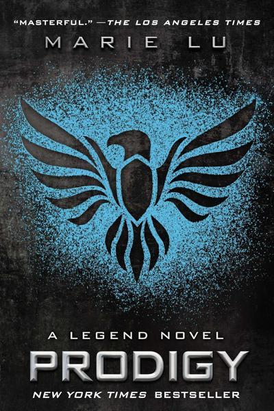Prodigy, A Legends Novel