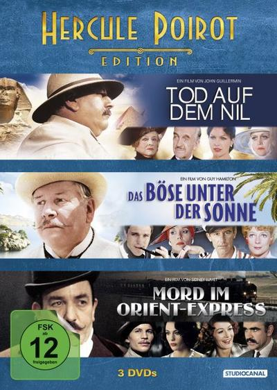 Hercule Poirot Edition