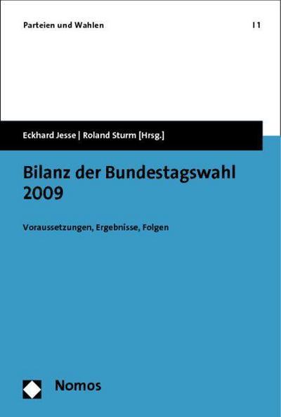 Bilanz der Bundestagswahl 2009