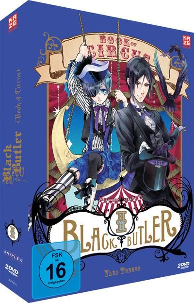 Black Butler - Book of Circus - Staffel 3.1