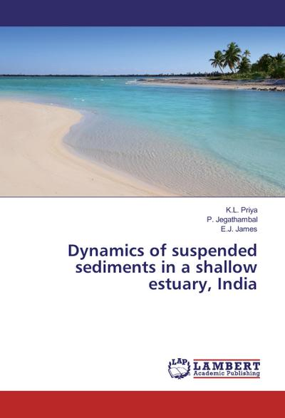 Dynamics of suspended sediments in a shallow estuary, India