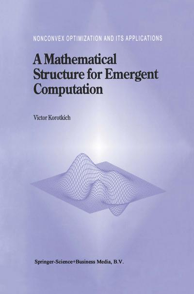 Mathematical Structure for Emergent Computation