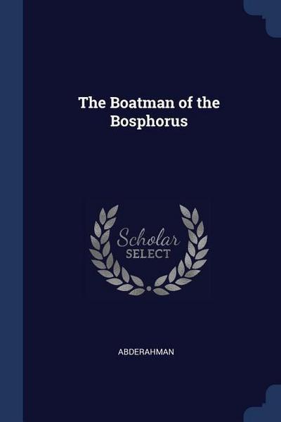 The Boatman of the Bosphorus