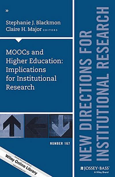MOOCs and Higher Education