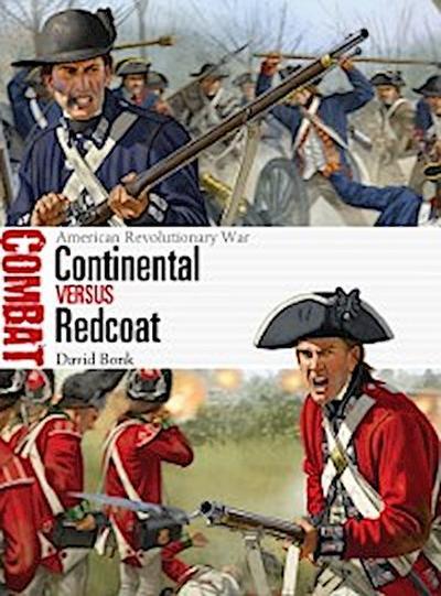 Continental vs Redcoat
