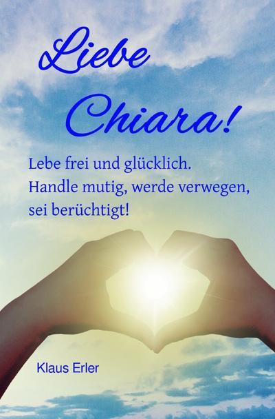 Liebe Chiara!