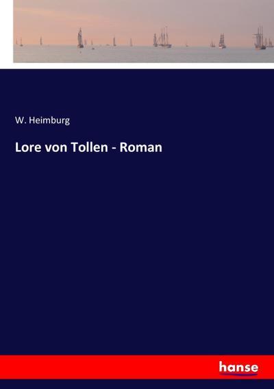 Lore von Tollen - Roman