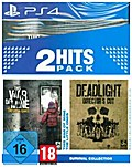 This War of Mine + Deadlight, Director's Cut, 1 PS4-Blu-ray Disc