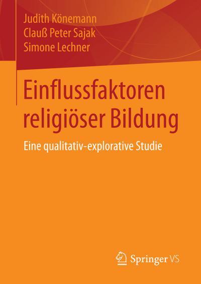 Einflussfaktoren religiöser Bildung