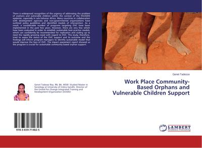 Work Place Community-Based Orphans and Vulnerable Children Support
