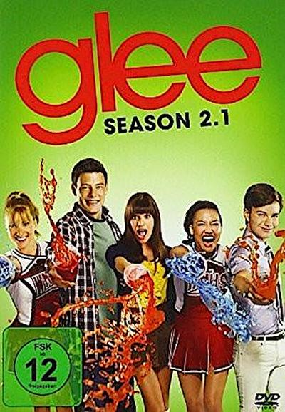 Glee - Staffel 2, Teil 1 DVD-Box